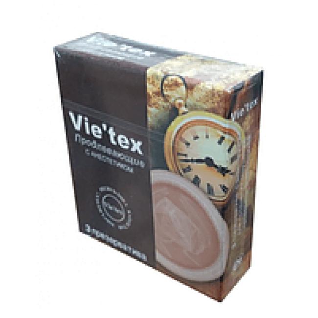 Презервативы Vie`tex продлевающие  | Био Маркет