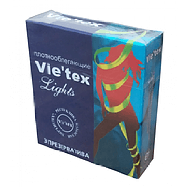 Презервативы Vie`tex плотнооблегающие    Био Маркет