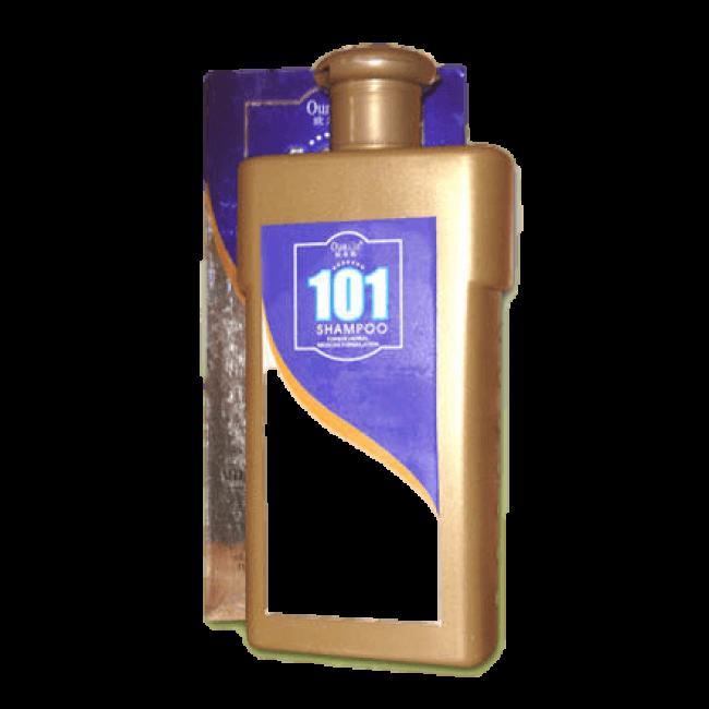 Шампунь 101 от облысения универсальный    Био Маркет
