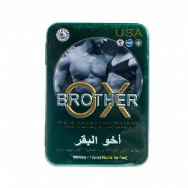 Brother OX viagra. Препарат для потенции  | Био Маркет