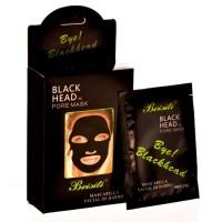 Black mask черная маска - пленка от прыщей и черных точек.