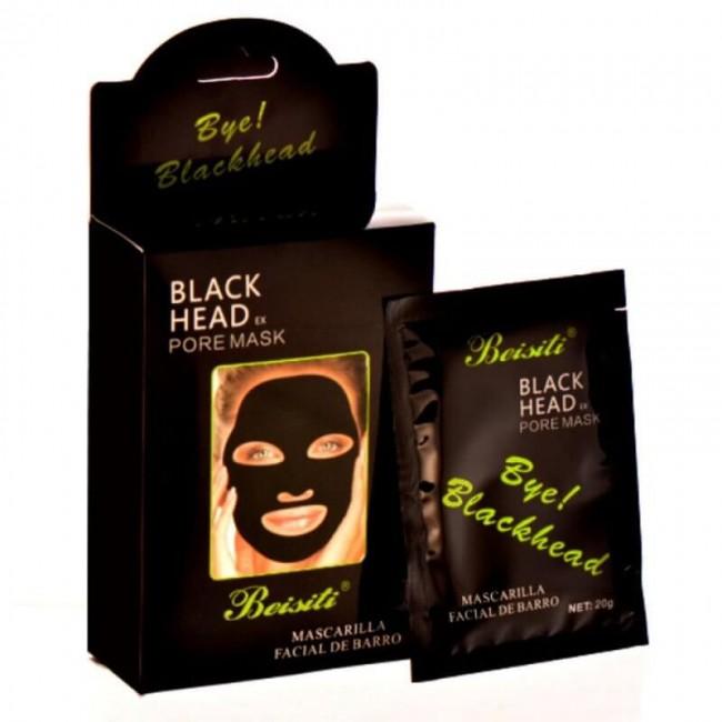 Black mask черная маска - пленка от прыщей и черных точек.    Био Маркет