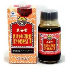 Китайский сироп от кашля с мушмулой и имбирем     Био Маркет